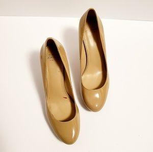 Circa Joan &  David Nude Heels Size 8.5M